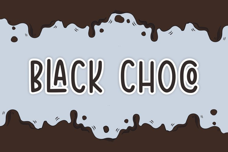 Black Choco example image 1