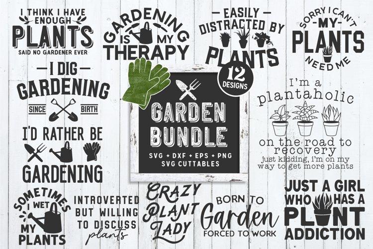 Gardening SVG Bundle | Garden Bundle
