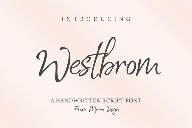 Westbrom example image 1