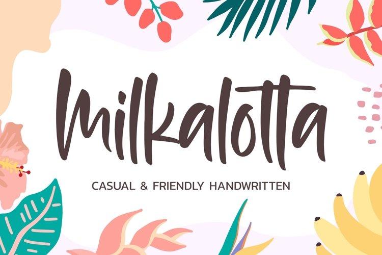 Milkalotta example image 1
