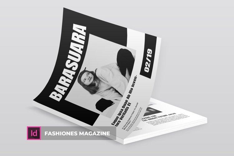 BARASUARA | Magazine example image 1