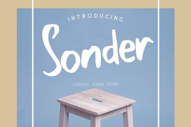 Sonder example image 1