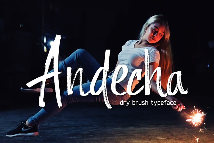 Andecha - dry brush example image 1