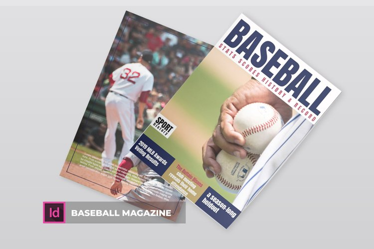 Baseball | Magazine example image 1