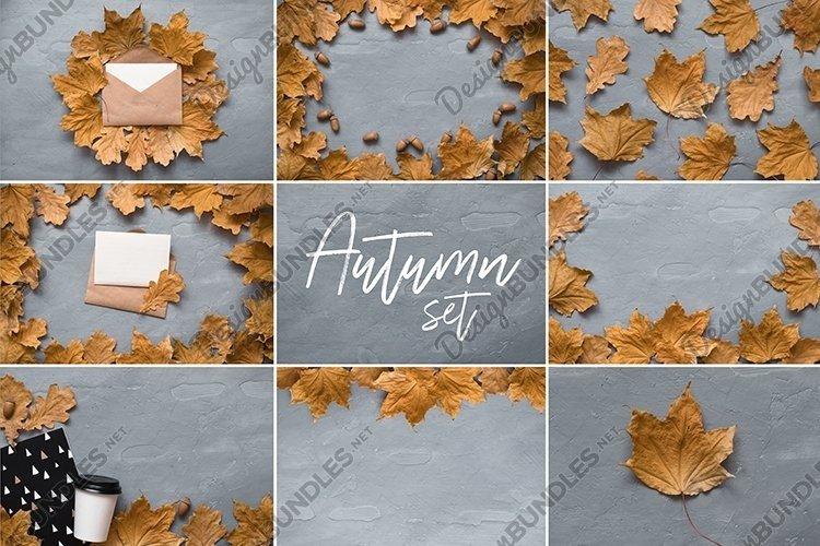 Autumn set 2020 example image 1