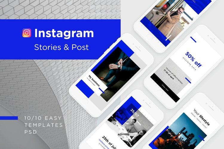 Business - Template for Instagram example image 1