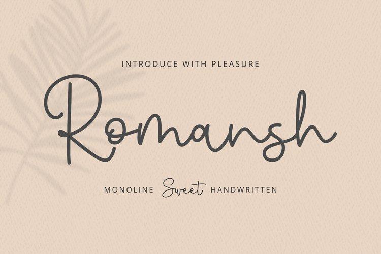 Romansh example image 1
