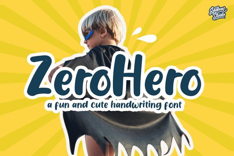 Zerohero