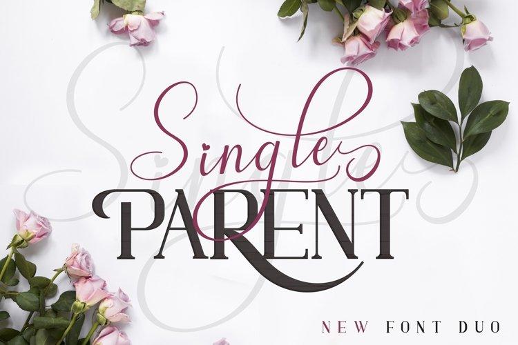 Single Parent example image 1