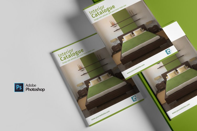 PSD - Interior Brochures / Catalogs example image 1