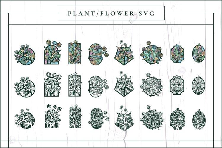 Plant Svg / Flower Svg