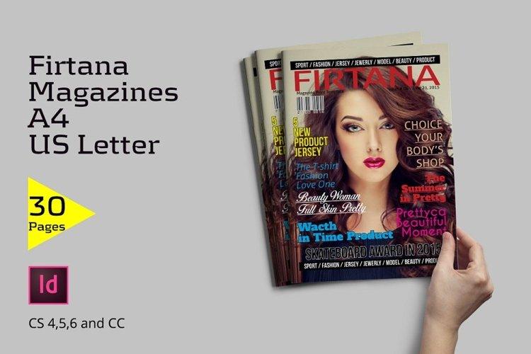 Firtana Magazines