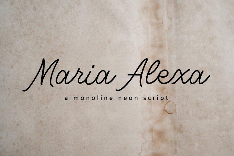 Maria Alexa