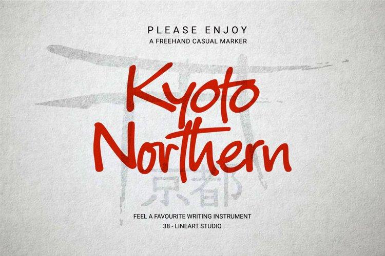 Kyoto Northern example image 1