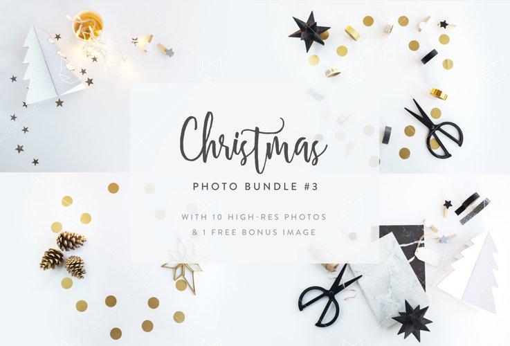 Christmas Photo Bundle #3 with FREE BONUS