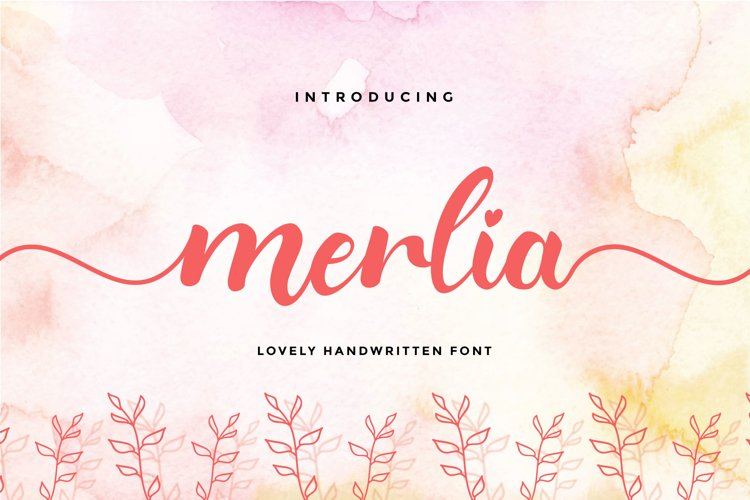 Merlia example image 1