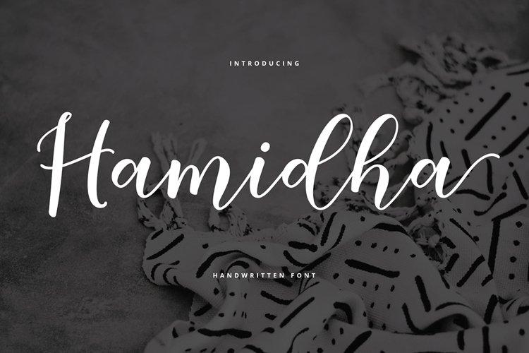Hamidha example image 1