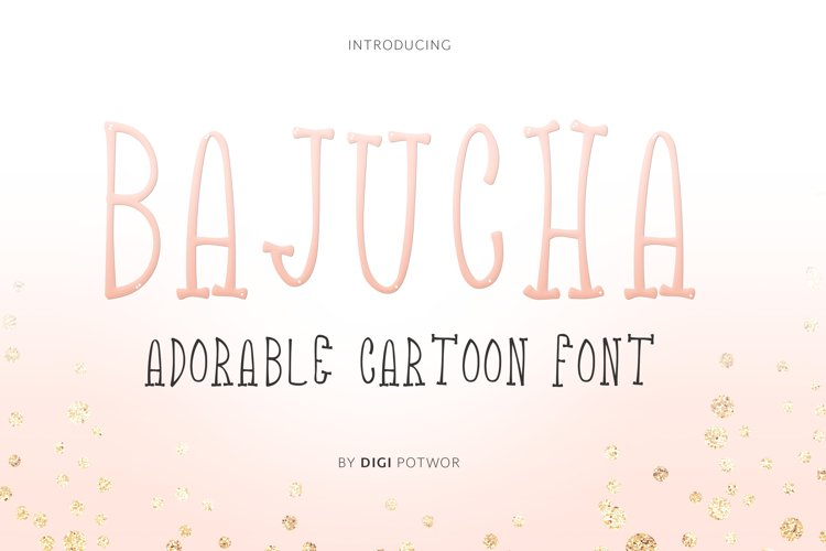 Farmerski font example image 1