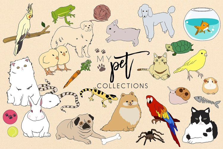 My Pet Collection example image 1