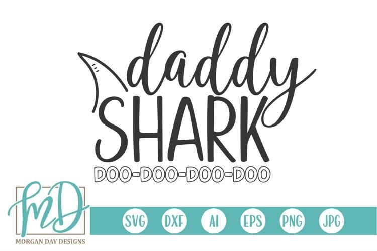 Shark Family - Shark - Daddy Shark SVG