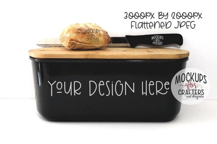 Bread Box, Black, Dollarama, Canadian