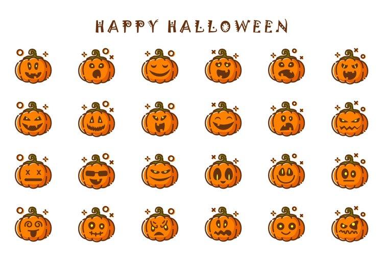 Halloween Pumpkins emoji example image 1