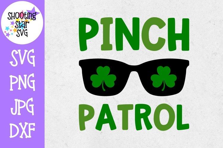 Pinch Patrol SVG - St. Patricks Day SVG