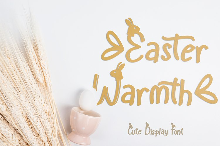 Easter Warmth example image 1