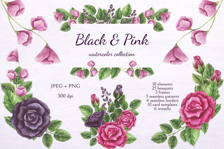 Black & Pink example image 1