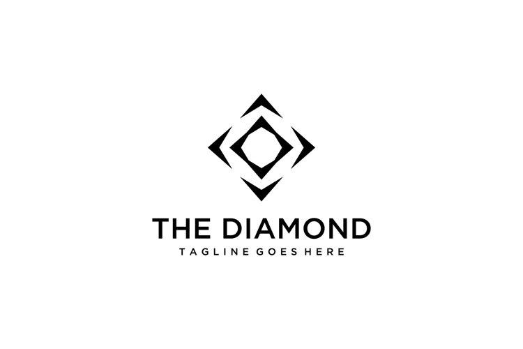 Modern Diamond logo example image 1