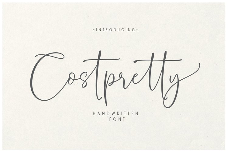 Costpretty Script