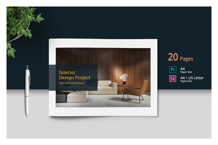 Brochure Catalog Template example image 1