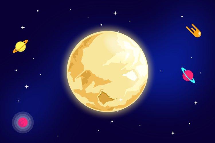Moon Illustrations