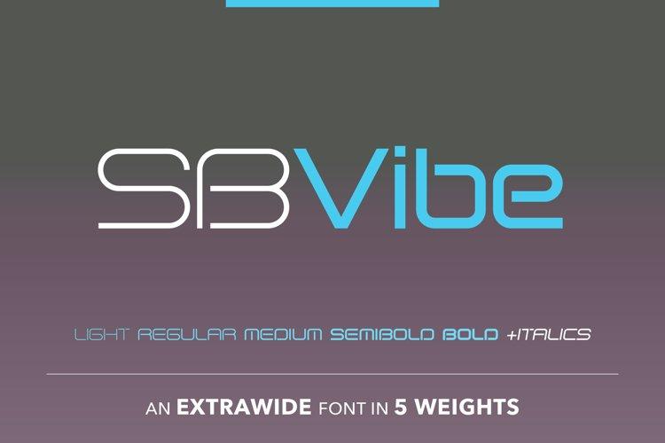SB Vibe Extrawide