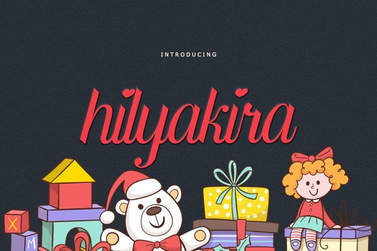 hilyakira