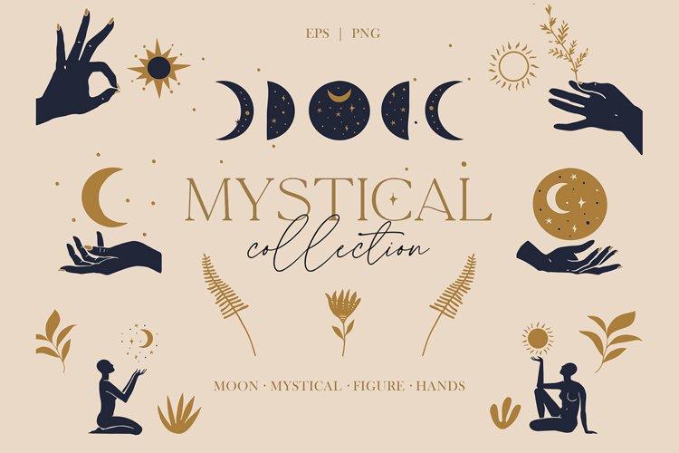 Boho Mystical collection