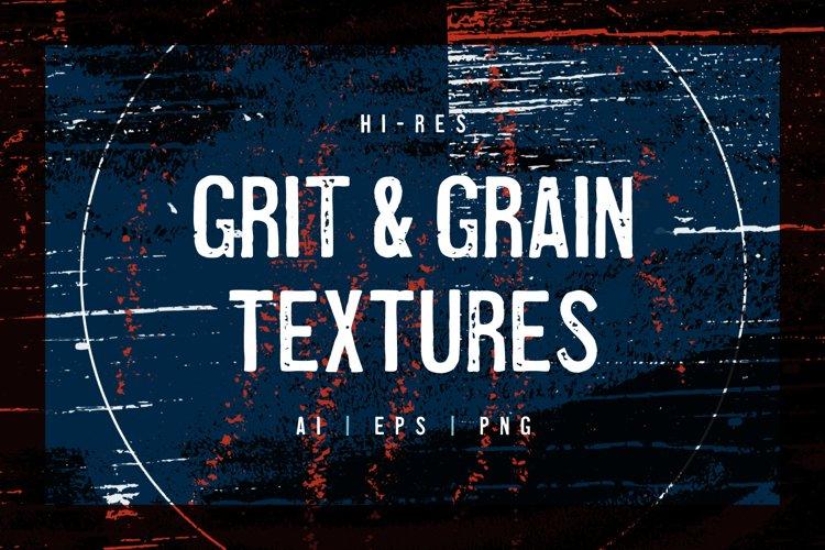 Grit & Grain Textures