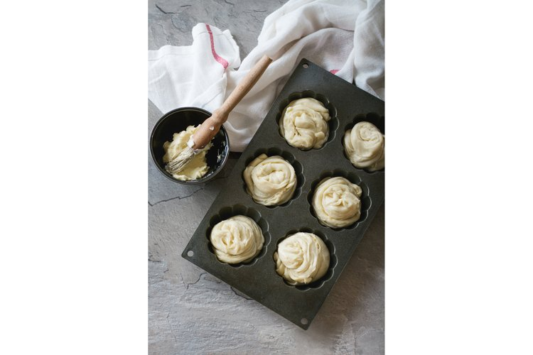 Modern pastries cruffins example image 1