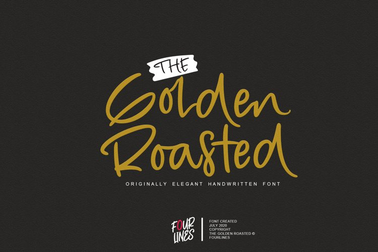 The Golden Roasted example image 1
