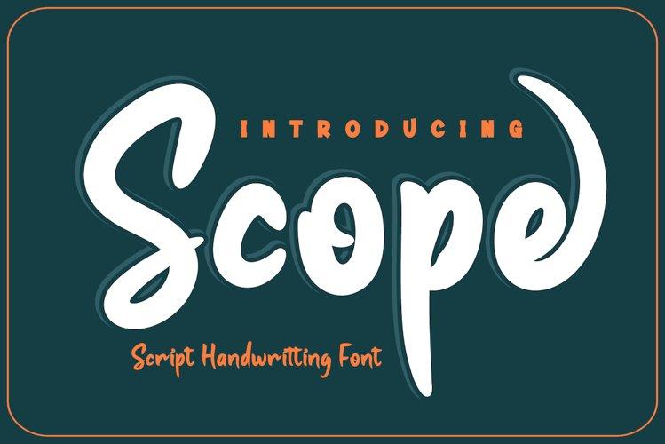 Scope example image 1