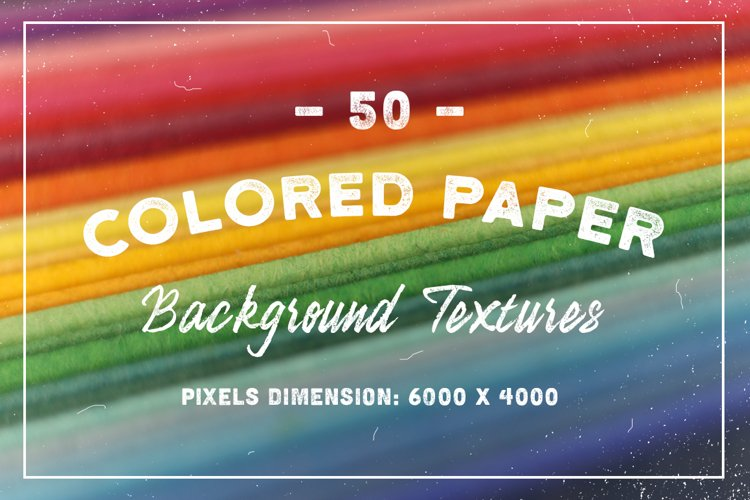 50 Colored Paper Background Textures example image 1