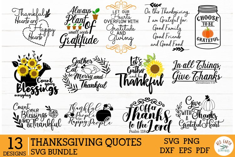 Thanksgiving quotes bundle SVG,Fall autumn rustic kitchen