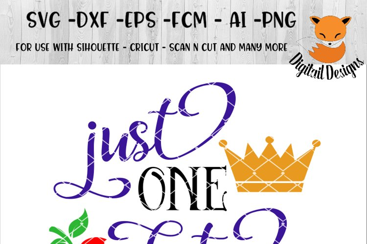 Fairy Tale SVG - png - eps - dxf - ai - fcm - Poison Apple SVG - Silhouette - Cricut - Scan N Cut - Evil Queen SVG file example image 1
