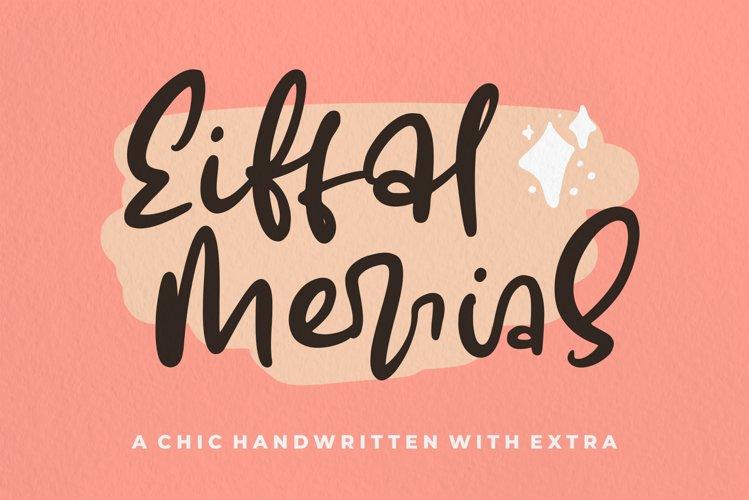 Eiffal Merrias example image 1