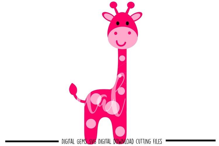 Giraffe SVG / EPS / DXF Files