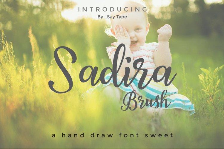Sadira Brush example image 1
