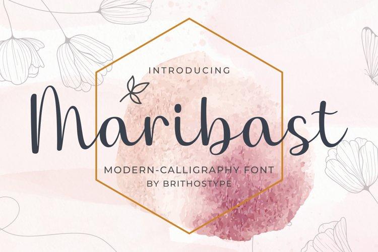 Maribast example image 1