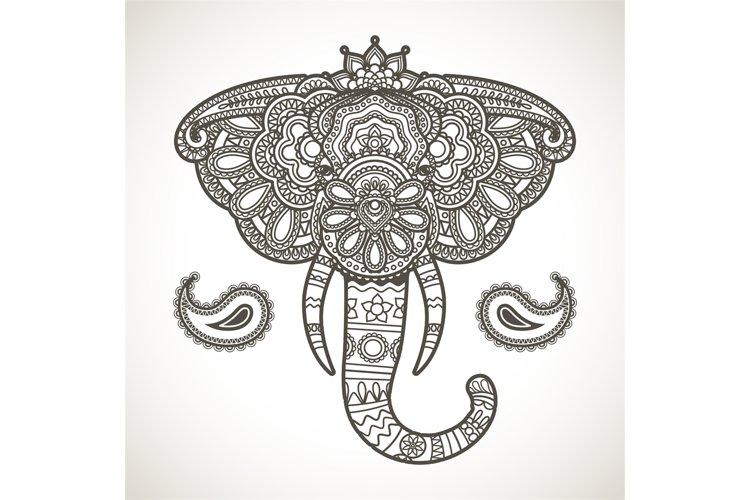 Vintage elephant example image 1