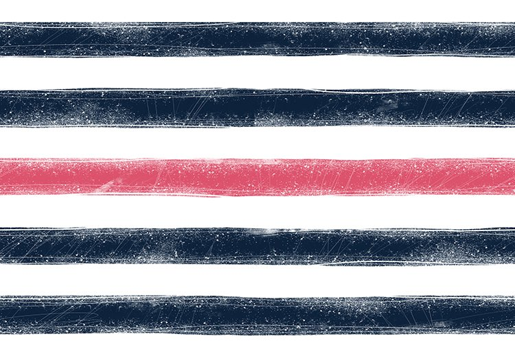 Seamless scratched stripes pattern 19,7x19,7 inch example image 1
