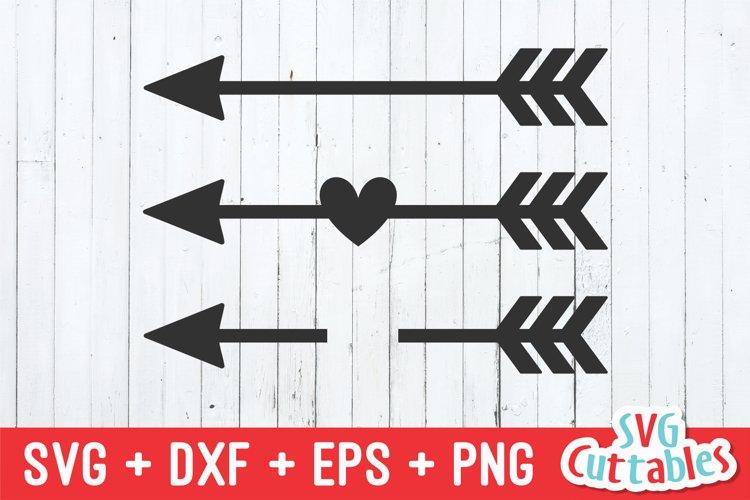 Arrow SVG | Arrow Monogram Frame example image 1